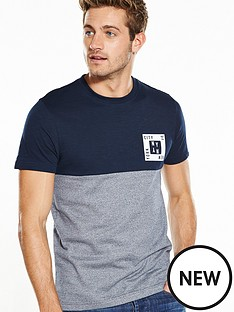 v-by-very-short-sleeve-colour-block-t-shirt