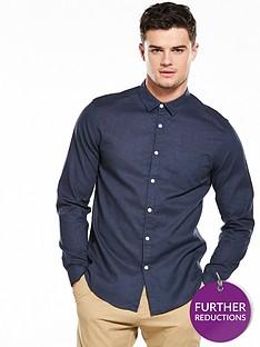 v-by-very-long-sleeve-linen-shirt