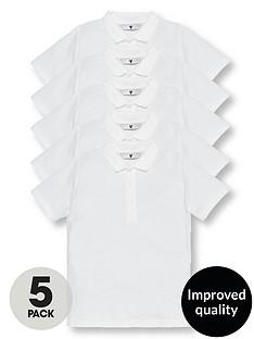 v-by-very-schoolwear-boys-pk5-polo-tops
