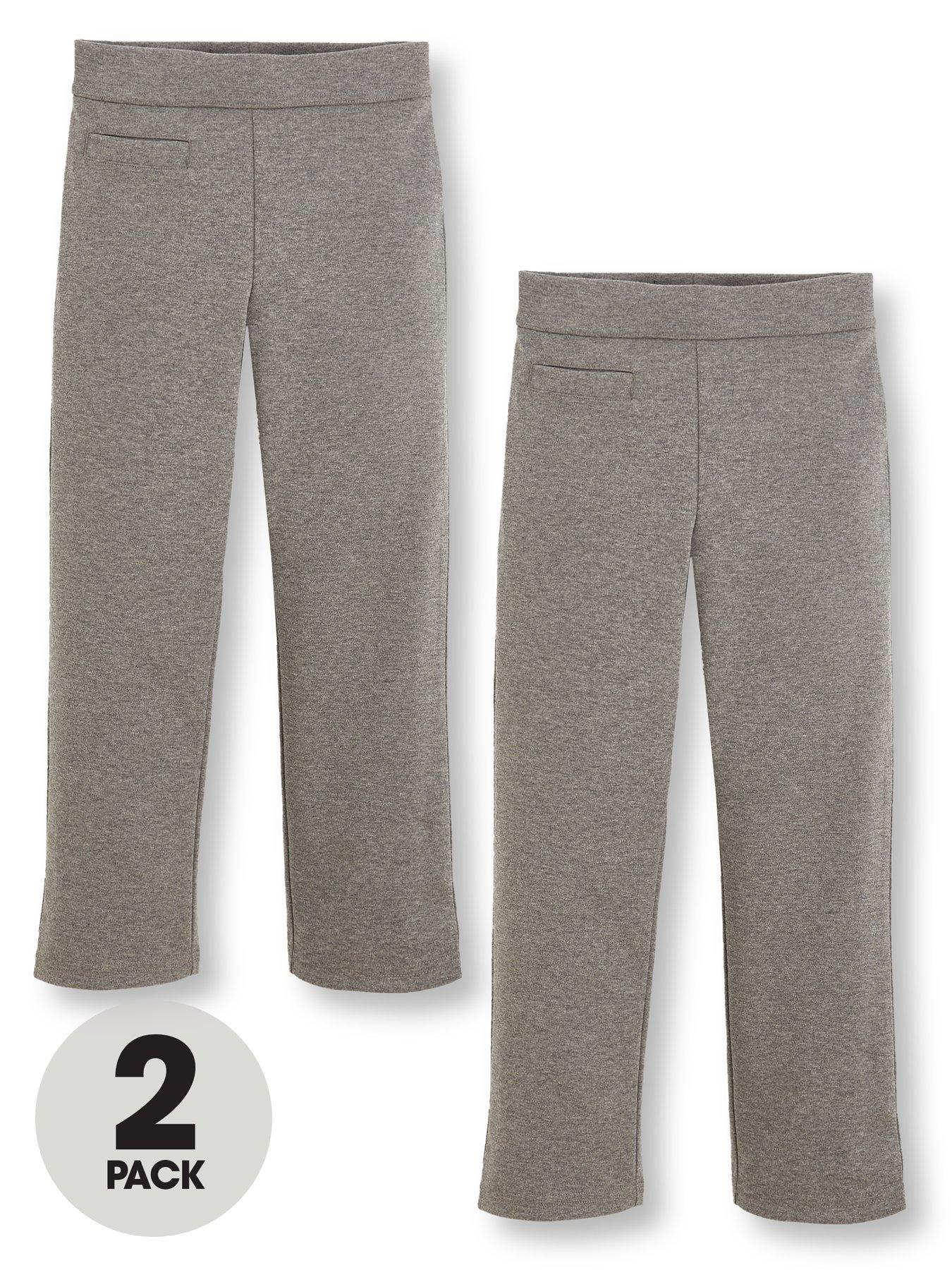 16 waist relaxed X 16 inside leg Direct Uniforms-Classic Quality FULL ELASTICATED WAIST boys school Pull-up Trousers 2-7YRS 4-5YRS