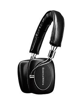 Bowers & Wilkins P5 Wireless Headphones  Black