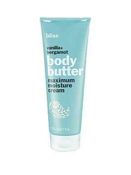 bliss-vanilla-amp-bergamot-body-butter-200ml