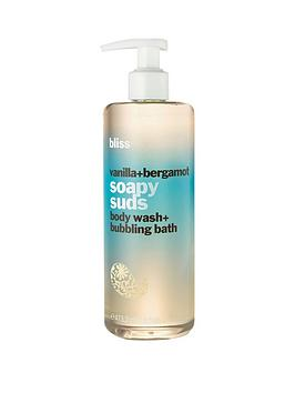 bliss-vanilla-amp-bergamot-soapy-suds-16oz473ml
