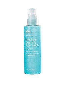 bliss-fabulous-foaming-face-wash-197ml