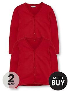 v-by-very-schoolwear-girls-school-cardigans-red-2-pack