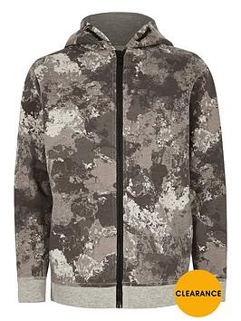 river-island-boys-khaki-camonbspzip-up-hoodie