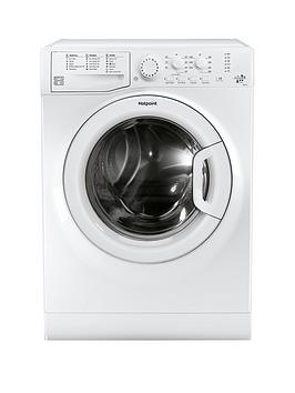 Hotpoint Fml942Puk 9Kg Load 1400 Spin Washing Machine With AntiStain Technology  WhiteA Energy Rating