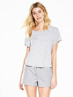 v-by-very-stripe-short-pyjama-set-greynbsp