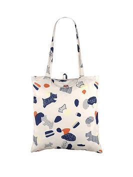 Radley Radley Love Me Love My Dog Foldaway Tote Bag