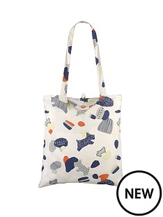 radley-dash-dog-foldaway-tote-bag