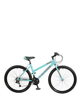 Falcon Paradox Rigid Alloy Ladies Mountain Bike 17 Inch Frame