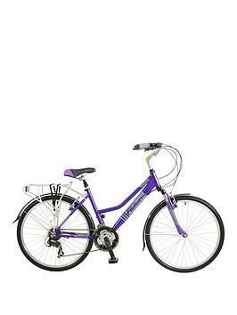 Falcon Voyager Ladies Hybrid Bike 17 Inch Frame