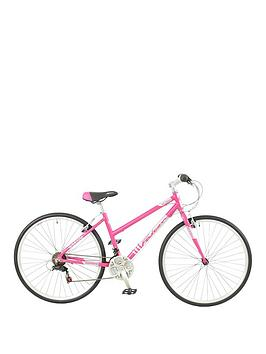 Falcon Modena Ladies Hybrid Bike 17 Inch Frame