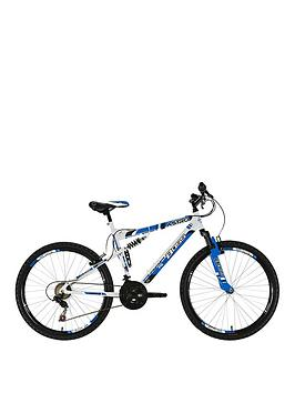 Boss Cycles Astro Mens Steel Mountain Bike 20 Inch Frame