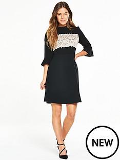 v-by-very-petite-lace-panel-ponte-skirt-dress