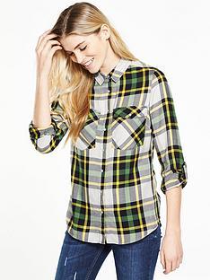 v-by-very-check-shirt