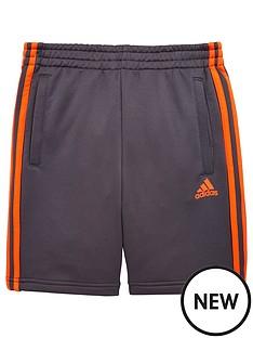 adidas-older-boys-3s-short