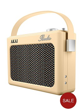 akai-dab-retro-radio-cream