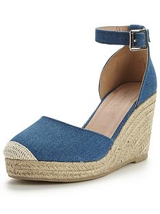v-by-very-polly-two-part-espadrille-wedge--denim-blue
