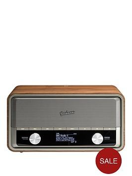 goodmans-dabfm-wi-fi-radio-withnbspbluetoothnbspnfcnbspandnbspspotifynbspconnect-wood