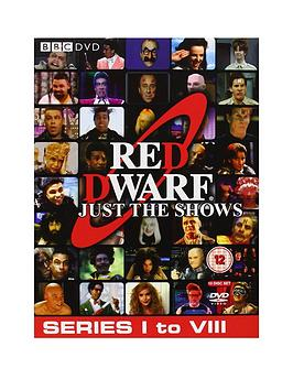 red-dwarf-just-the-shows-series-1-8-dvd