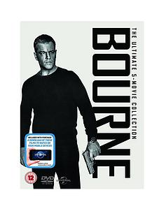 bourne-collection-boxset-dvd
