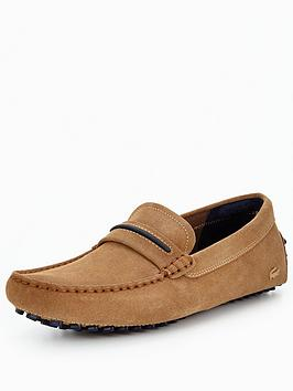 Lacoste Herron 117 1 Loafer  Tan