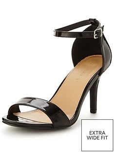 v-by-very-gem-extra-wide-fit-heeled-sa