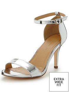 v-by-very-gem-extra-wide-fit-heeled-sandal--silver