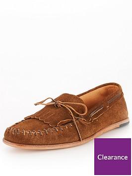 hudson-london-manuel-suede-loafer