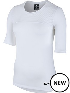 nike-pro-hypercool-short-sleeved-top-whitenbsp
