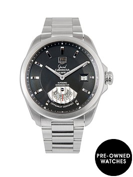 tag-heuer-tag-heuer-grand-carrera-calibre-6-402mm-dial-stainless-steel-men039s-watch-2015-pre-owned