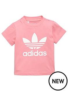 adidas-originals-adidas-originals-baby-girls-trefoil-tee