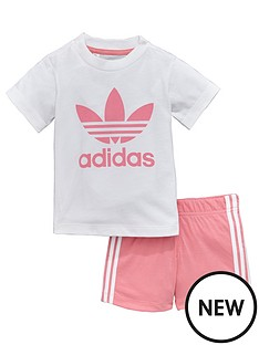 adidas-originals-adidas-originals-baby-girls-shorts-set