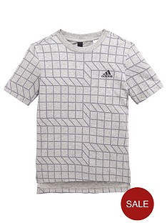 adidas-older-boys-pattern-tee