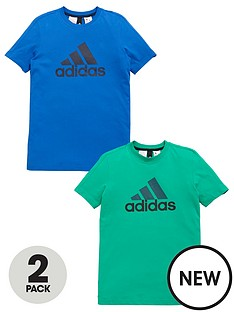 adidas-older-boys-pk-2-tee-shirts