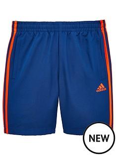 adidas-older-boys-3s-woven-short