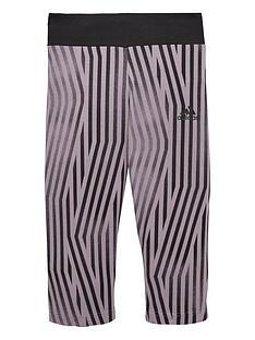 adidas-adidasnbspolder-girls-stripe-capri