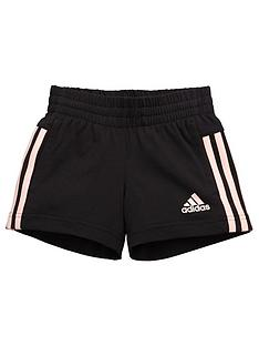 adidas-younger-girls-3s-shor