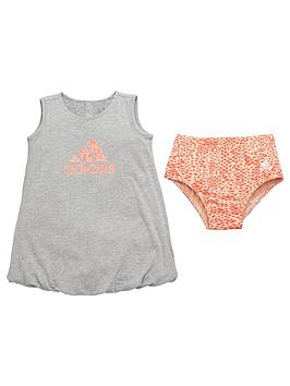 Adidas Baby Girls Dress And