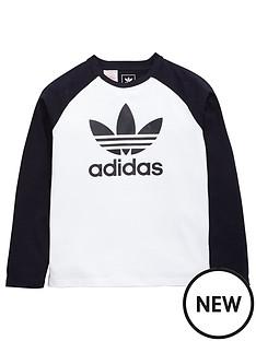 adidas-originals-adidas-originals-older-boys-ls-trefoil-tee