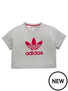 adidas-originals-adidas-originals-older-girls-trefoil-crop-tee