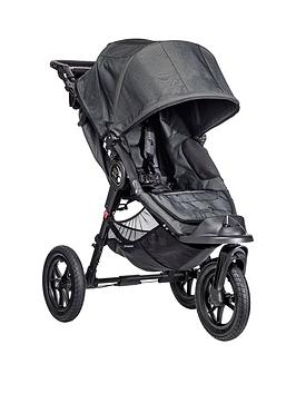 Baby Jogger City Elite Special Edition Pushchair  Charcoal Denim