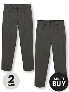 v-by-very-boys-schoolwear-classic-woven-school-trousers-grey-2-pack