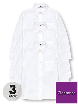 v-by-very-girls-3-pack-long-sleeve-school-shirts-white