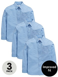 v-by-very-schoolwear-boys-long-sleeve-school-shirts-blue-3-pack
