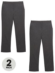 v-by-very-schoolwear-girls-woven-regular-fit-school-trousers-grey-2-pack
