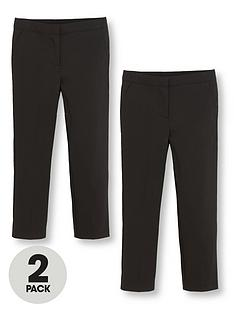 v-by-very-girls-2-pack-woven-school-trousers-black