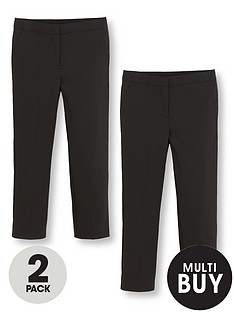 v-by-very-schoolwear-girls-woven-regular-fit-school-trousers-black-2-pack