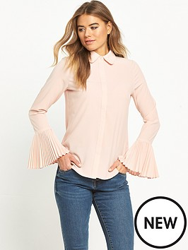 lost-ink-pleated-cuff-shirt